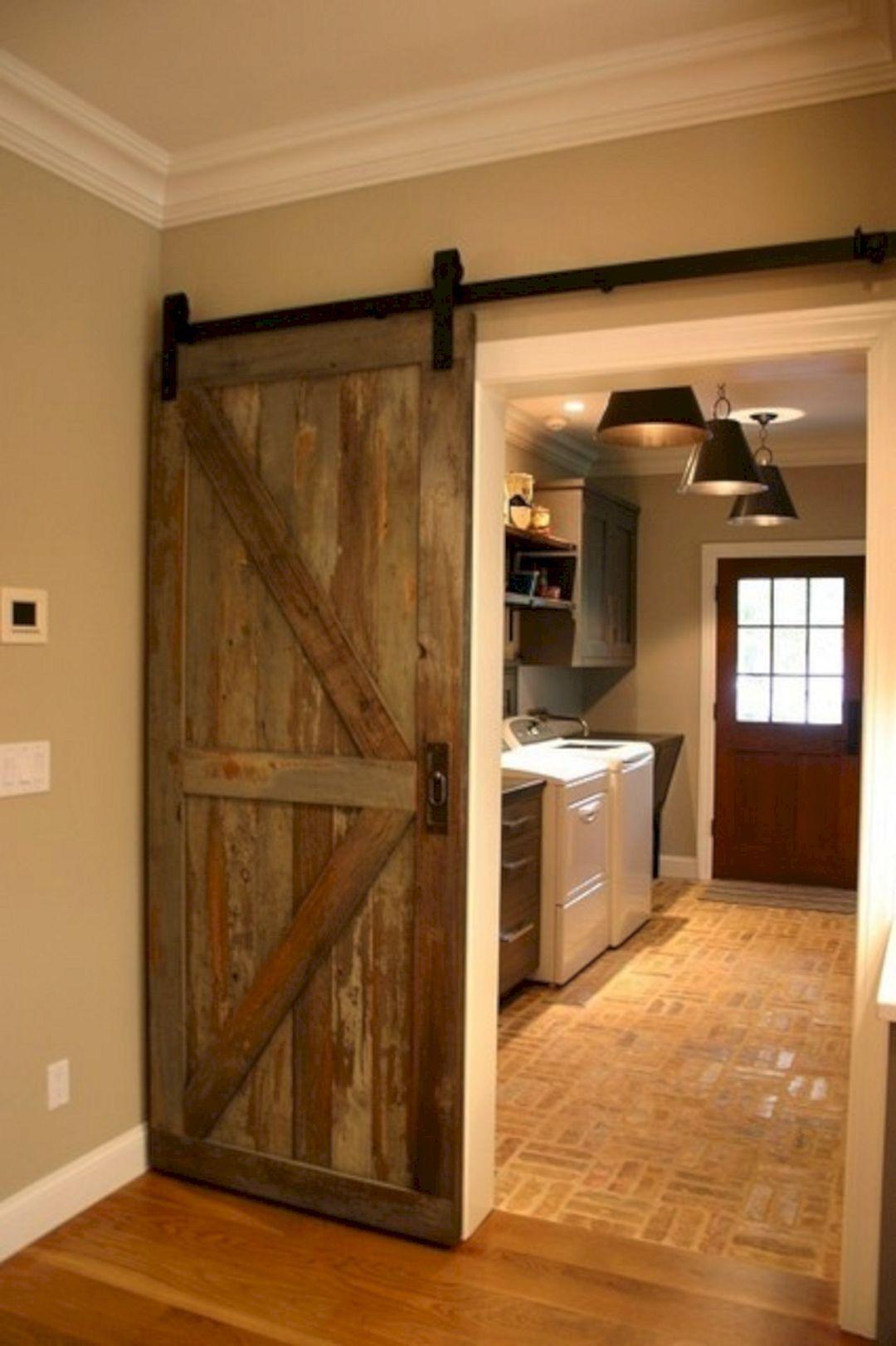 45+ A Barn Door Design Ideas /