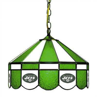Imperial Officially Licensed NFL Billiard/Pool Table 3 Shade Light, New  York Jets Http