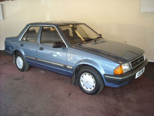 Ford Orion Ford Orion Car Ford Ford