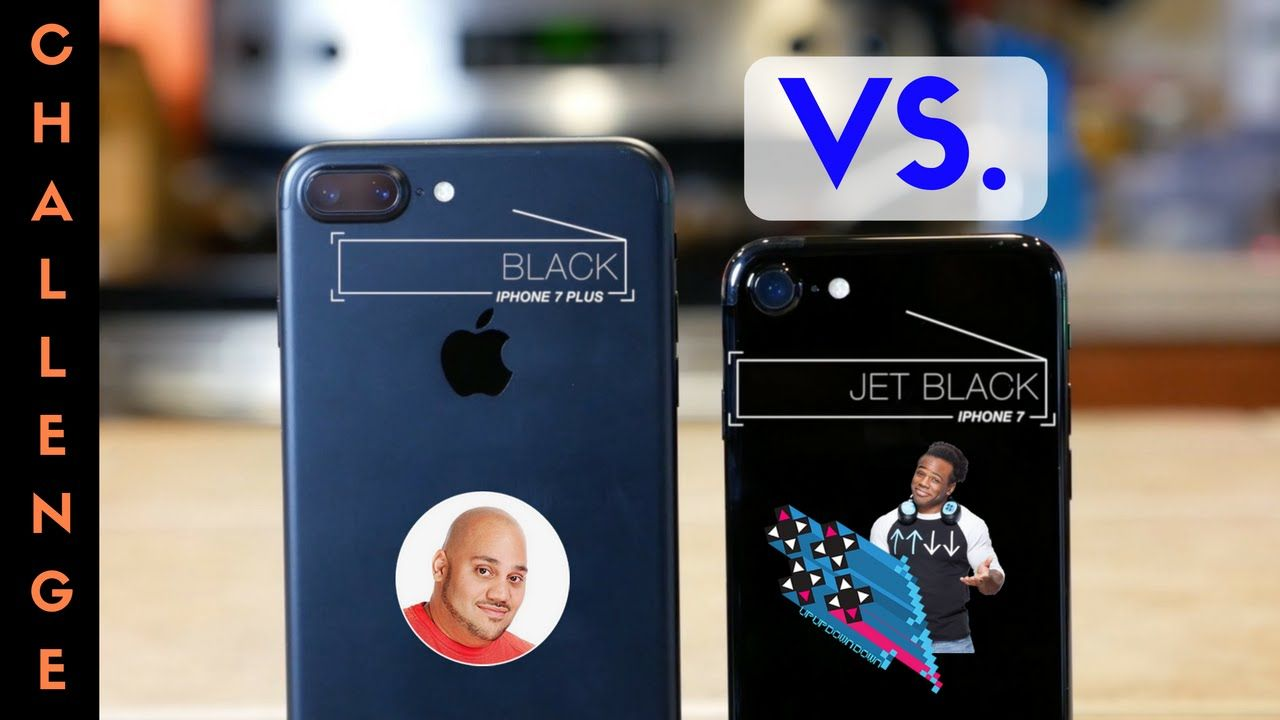 Iphone 7 Black Vs Jet Black Gross Baby Food Challenge Black Iphone 7 Plus Iphone 7 Iphone