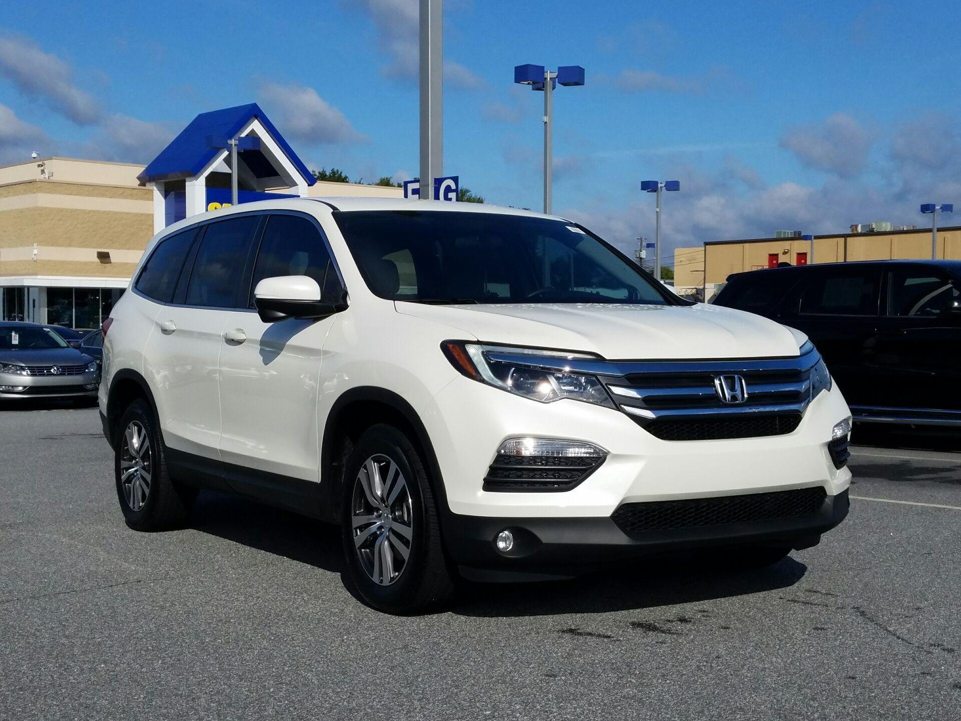 Used 2017 Honda Pilot In Dothan Alabama Carmax 2017 Honda