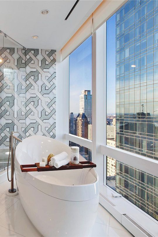"""livingpursuit: """"Apartment in Time Warner Center """" Tap the link now to see  where the world's leading interior designers purchase their beautifully  crafted, ..."""