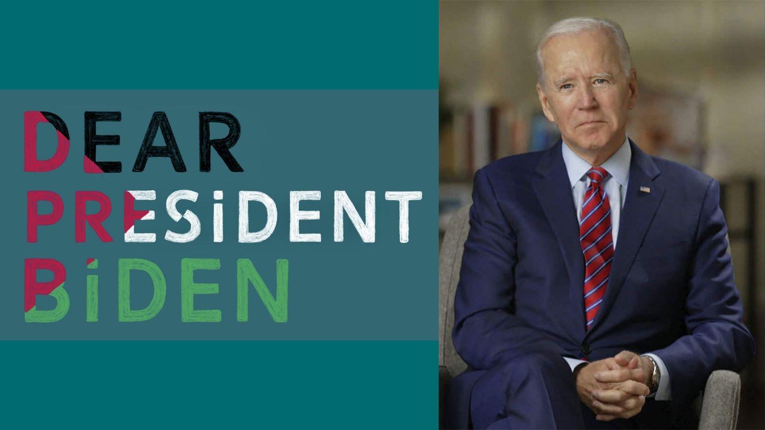 Over 500 Democratic staffers urge Joe Biden to 'hold Israel accountable'