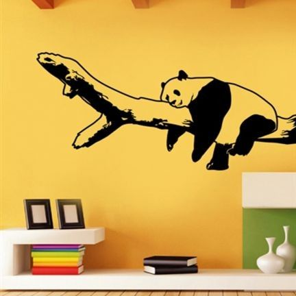 JAG FOX Material: Vinyl* Color: Black* Packaging Sheet Dimensions: Height: 24 inches (60 cm), Length: 46 inches (115 cm)* Quantity: 1 Piece (Wall Decal) [Rs6,998.00]