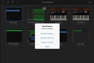 How to create iOS ringtones