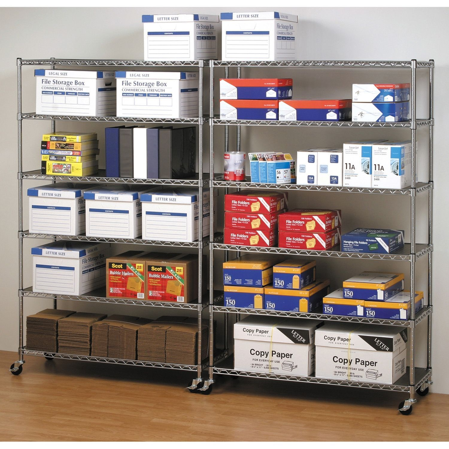 Member S Mark Level Commercial Storage Shelving Industrial