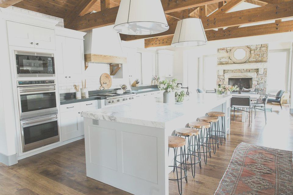 14 Realistic White Kitchen Modern Farmhouse Collection