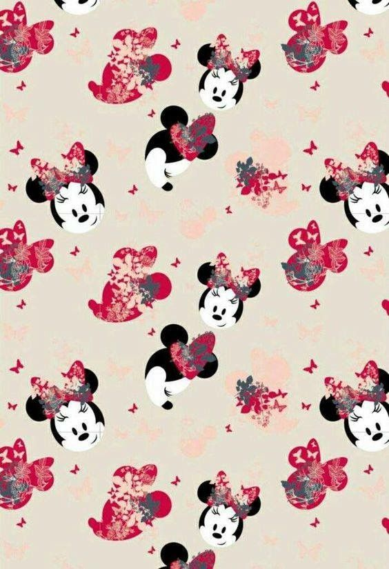 Wallpaper Iphone Disney Wallpapers Mickey Mouse Vintage Phone Pattern Minnie Mice Backgrounds