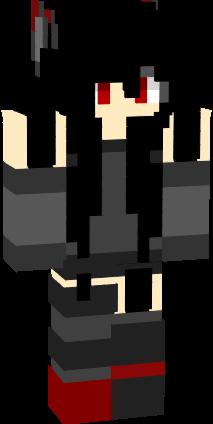 Demon Girl Minecraft Skin : demon, minecraft, Werewolf, Demon, Minecraft, Skins, Demon,, Skins,, Kawaii