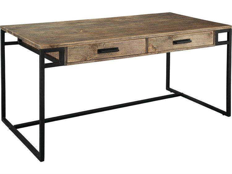 Hekman Accents Loft Special Reserve 60 X 30 Desk Wood Writing