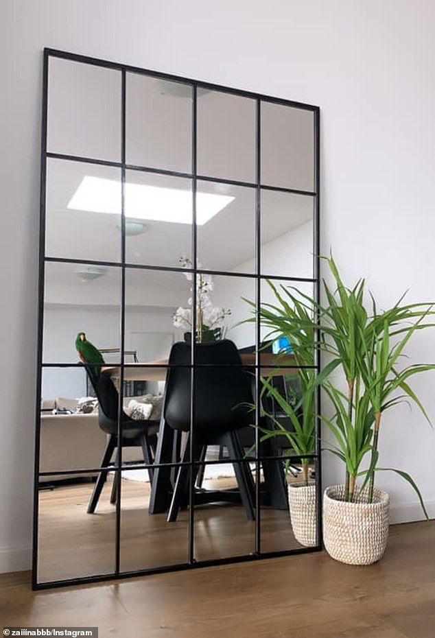 The genius DIY for creating a stunning mirror wall using $2 buys