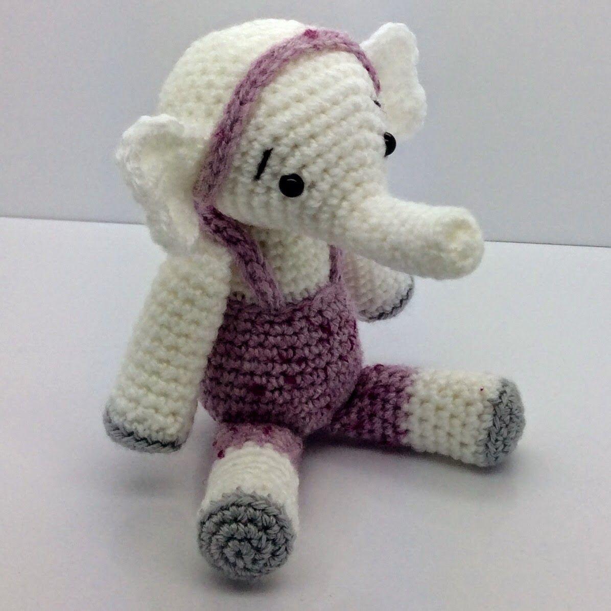 Lonemer Creations: Bingo, the Friendly Elephant   elephant ...