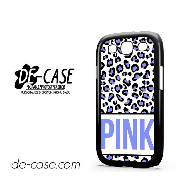 Pink Blue Leopard DEAL-8640 Samsung Phonecase Cover For Samsung Galaxy S3 / S3 Mini