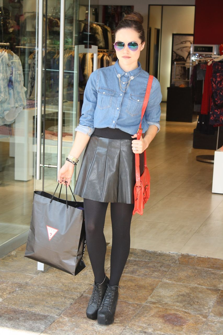 7673a3eb GUESS para mí, GUESS para tí!   Fashion Statements   Moda, Guess y Ropa