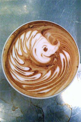 50 Fancy And Pretty Arts Of Coffee Foam The Design Inspiration Coffee Art Coffee Latte Art Latte Art