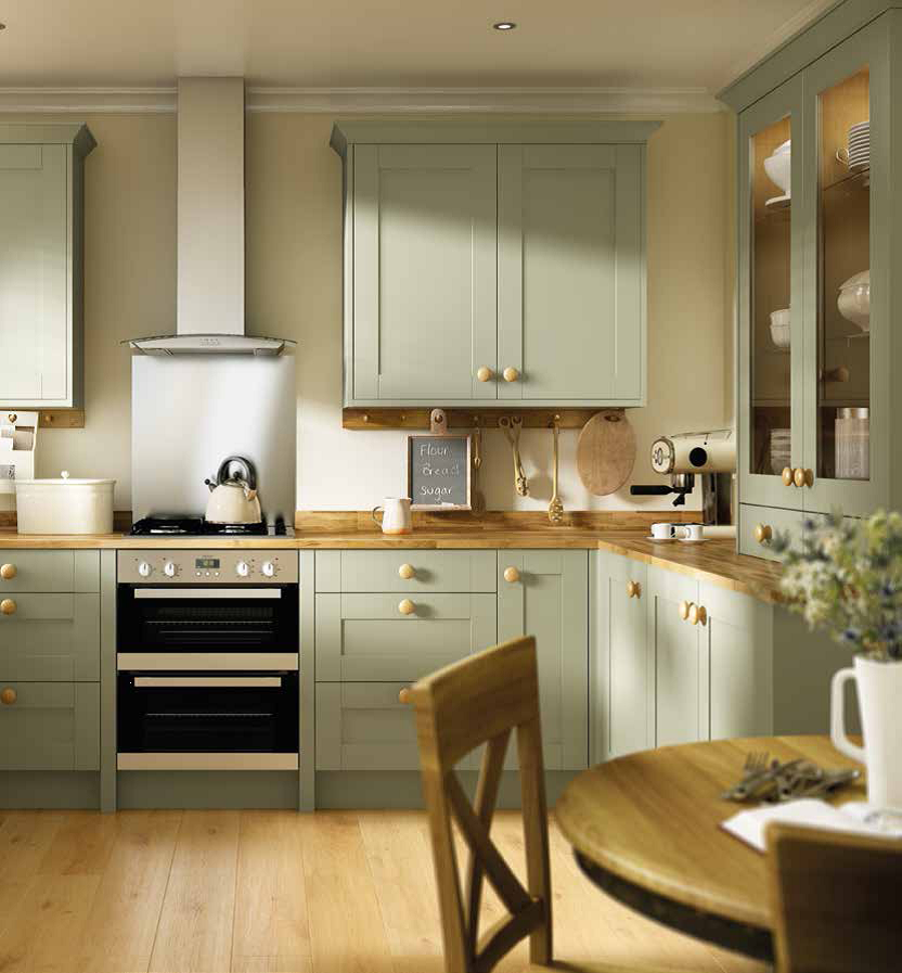 Olive Green Kitchen Decor: New Kitchen In 2019