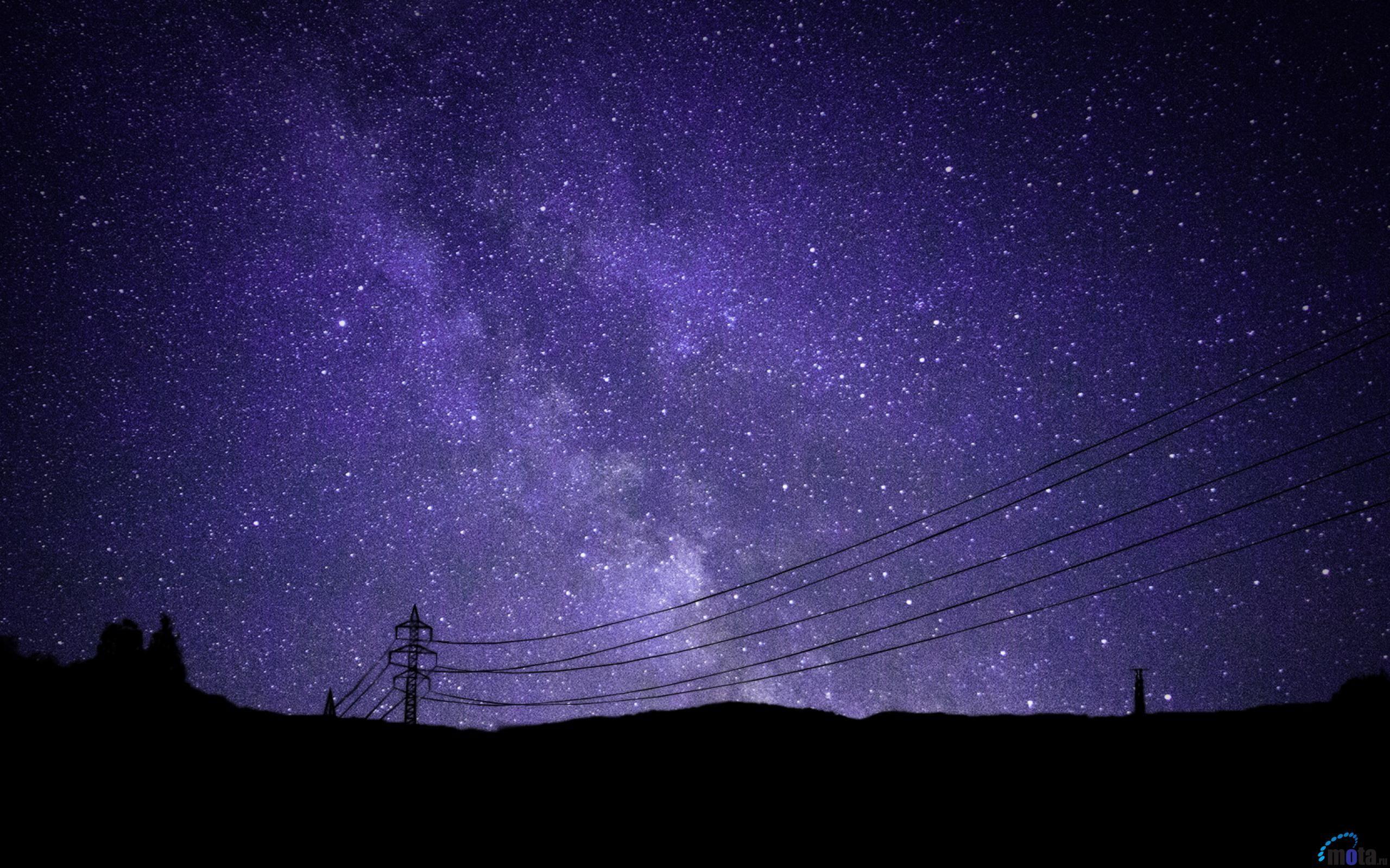 фото рабочего стола звездное небо почвы особенно