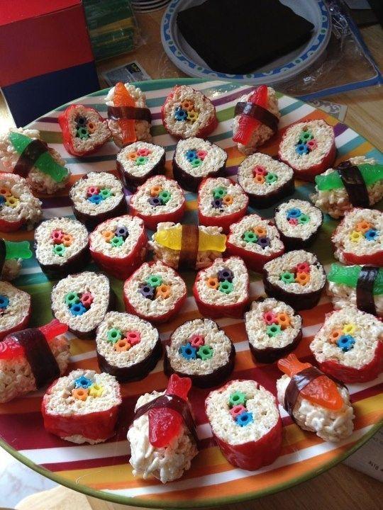 Candy Sushi | Kates Recipe Box: Something smells fishy and it's not the sushi - Washington has a spending problem! #candysushi Candy Sushi | Kates Recipe Box: Something smells fishy and it's not the sushi - Washington has a spending problem! #candysushi