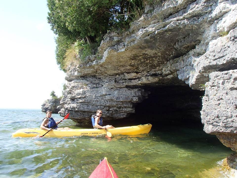 Door County Kayak Door County Wisconsin Kayaking Kayak Tours
