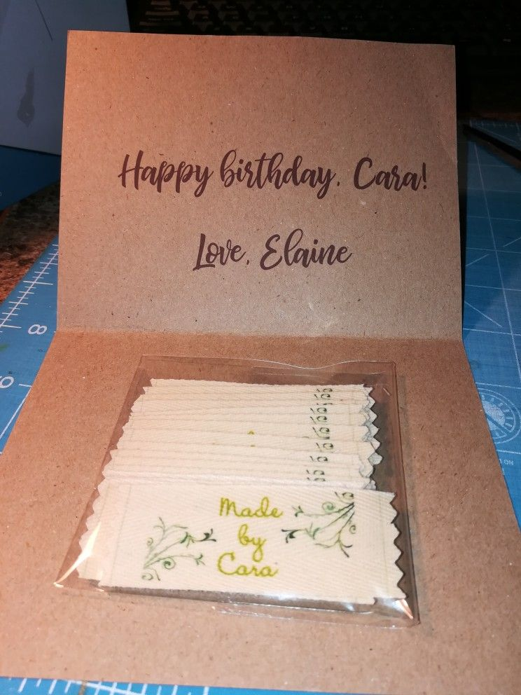 95ada83816a1 Pin by MommieMadeIt.us on Custom Labels & Client Reviews! | Custom ...