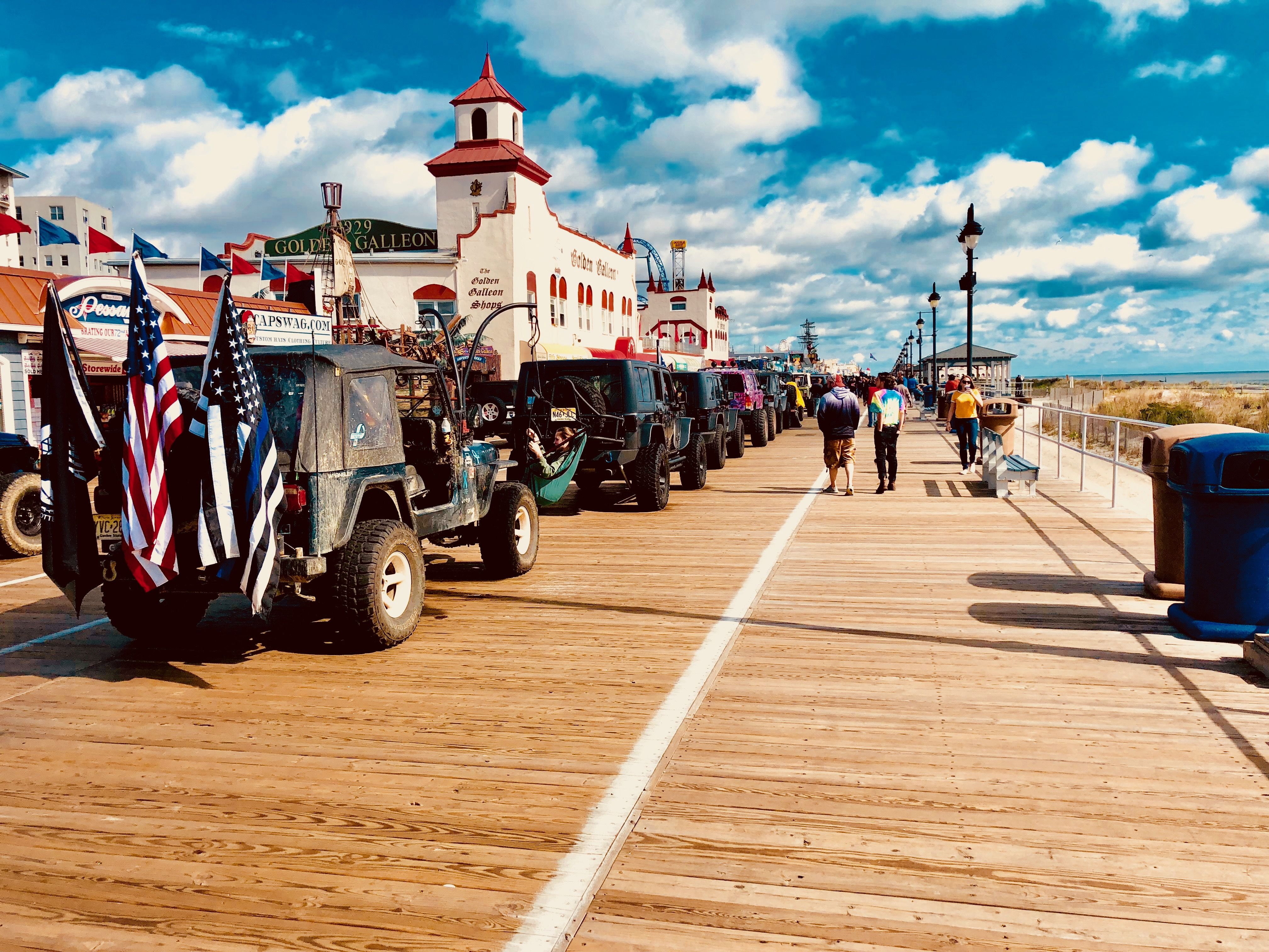 Nj Jeep Invasion 2018 Ocean City New Jersey Jeep Monster