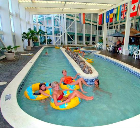 Seriously How Many Al Condos Have Their Own Lazy River Condo Als