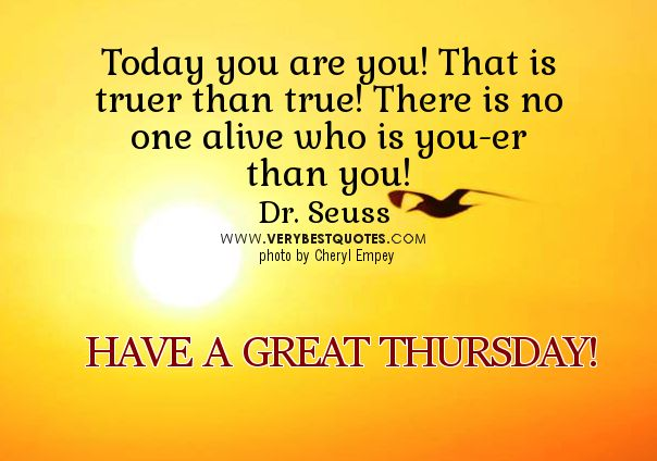 Image result for Happy Thursday with good thoughts