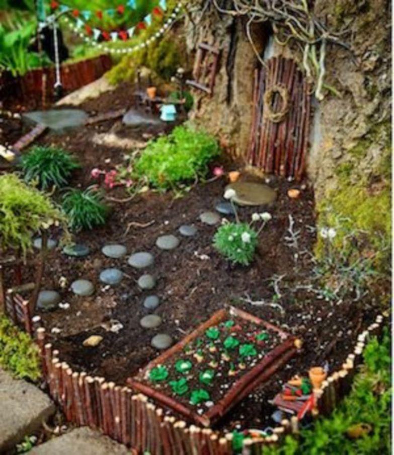 42 Creative Diy Fairy Garden Ideas Fairy Garden And Houses