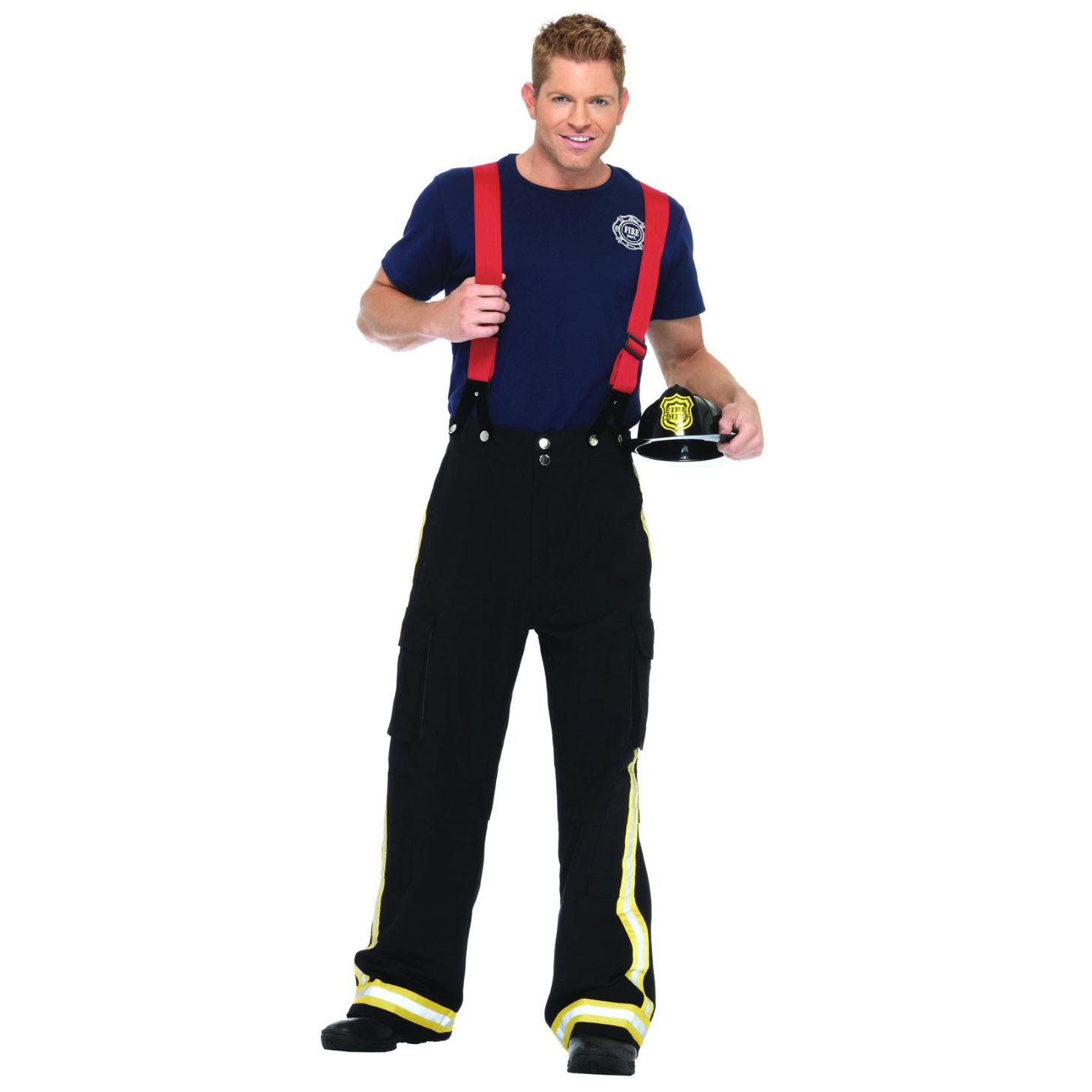 sexy fireman firefighter costume - Fireman Halloween