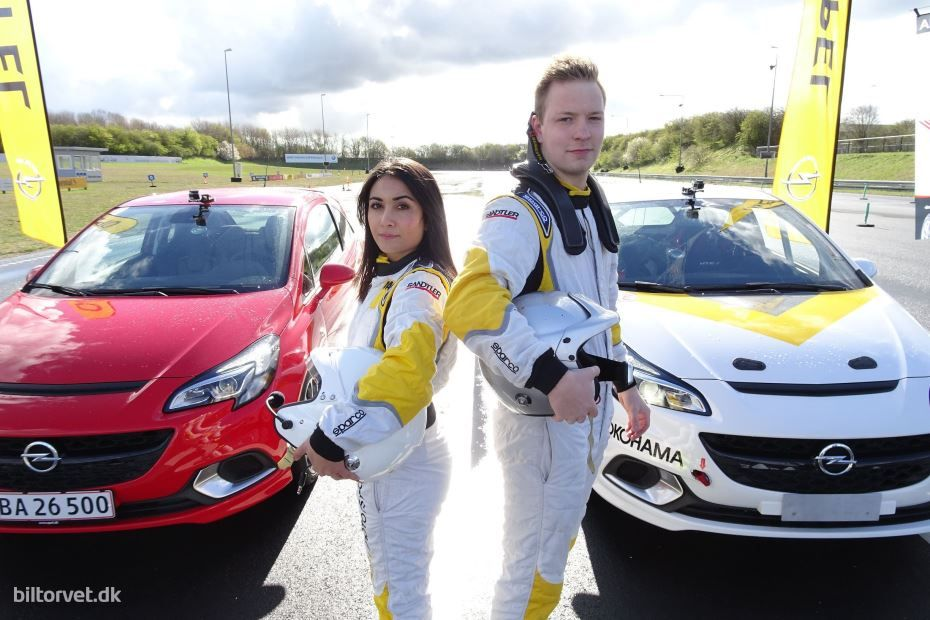 Opel søger nye rallytalenter!