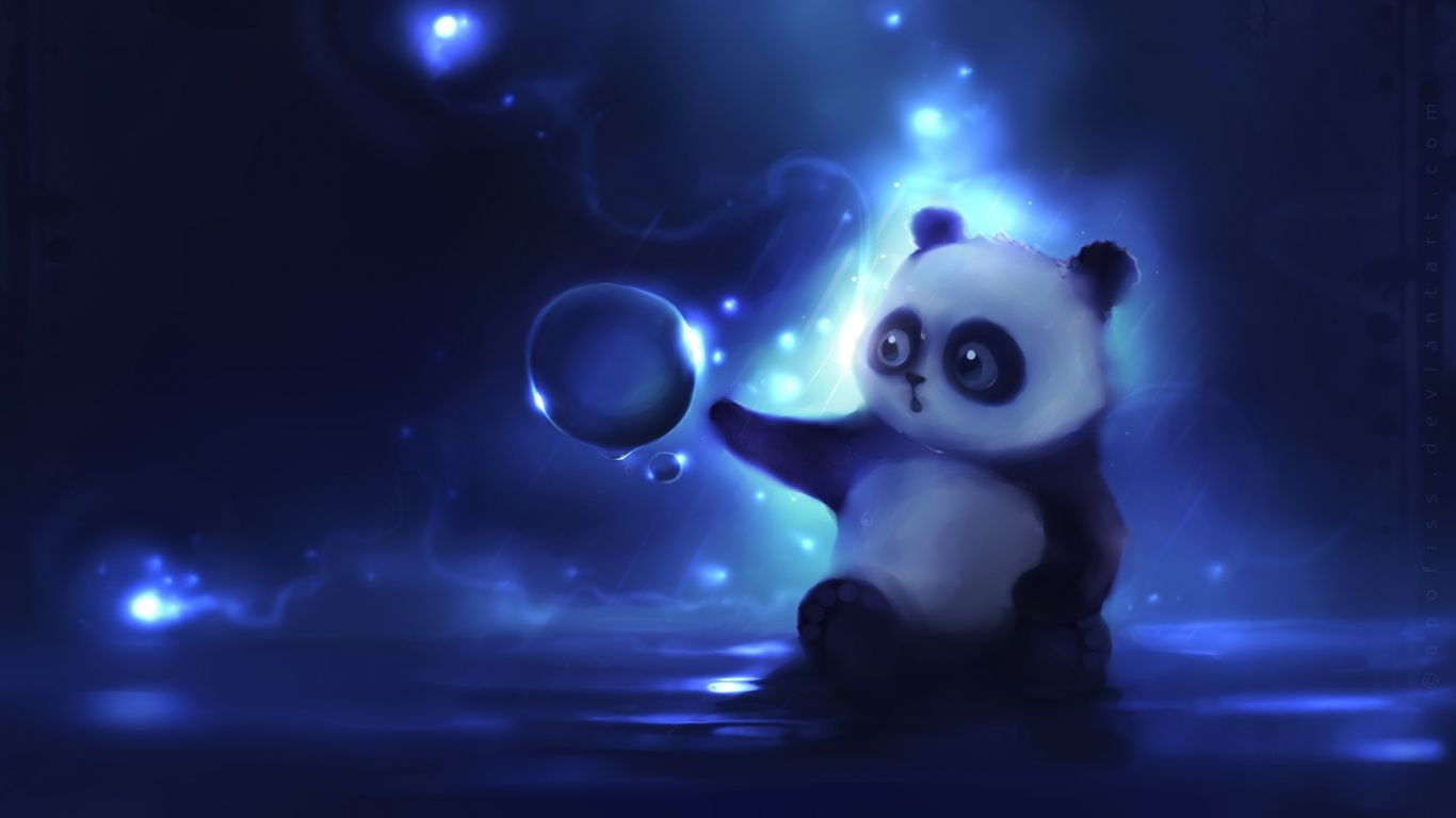 Laptop 1366x768 Panda Wallpapers Hd Desktop Backgrounds 1366x768 Panda Wallpapers Panda Images Cute Girl Wallpaper