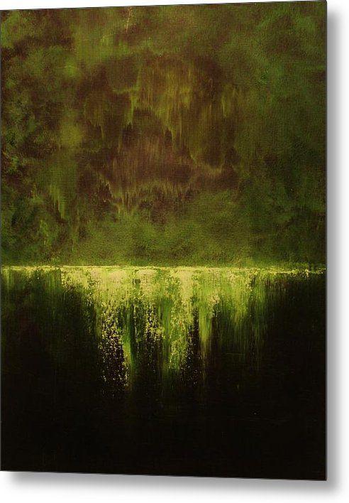 Cavern Metal Print By Julie Lourenco