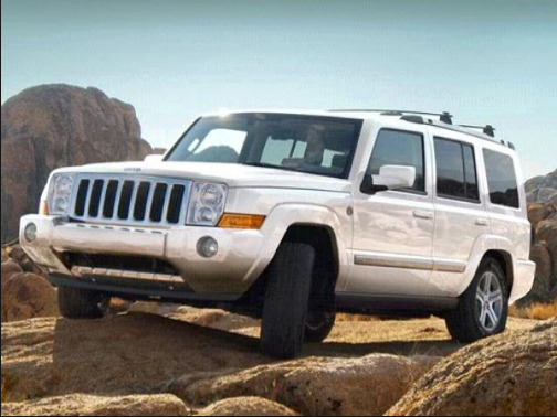 2010 jeep commander owners manual the 2010 jeep commander is rh pinterest com 2017 Jeep Commander 2016 Jeep Commander