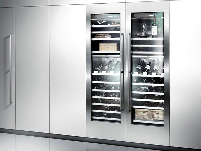 Küche Mit Weinkühlschrank einbau weinkühlschrank rw 414 rw 464 kollektion vario cooling 400