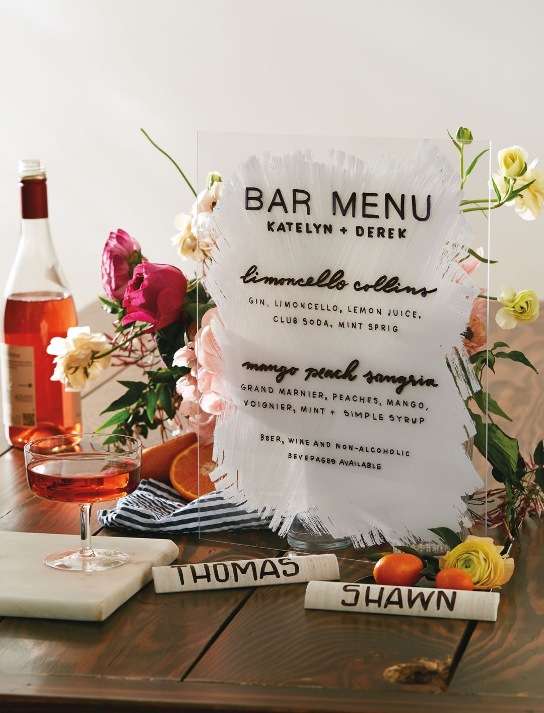 Skip the Buffet Line in Favor of a FamilyStyle Reception