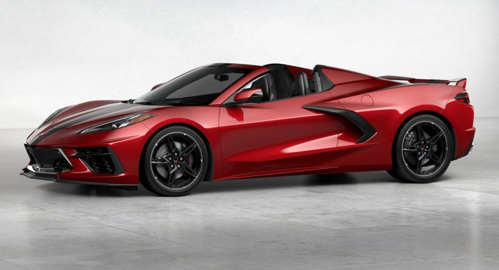 Enter A Raffle And Win This 2021 Corvette Stingray Convertible Carscoops In 2021 Corvette Stingray For Sale Corvette Stingray Corvette