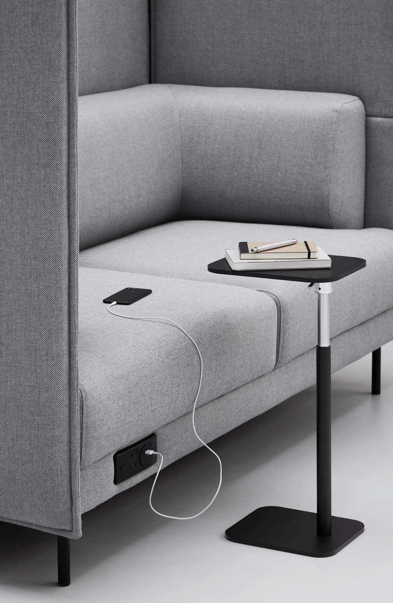 Private High Back With Power Integration Sofa Furniture Furniture Sofa