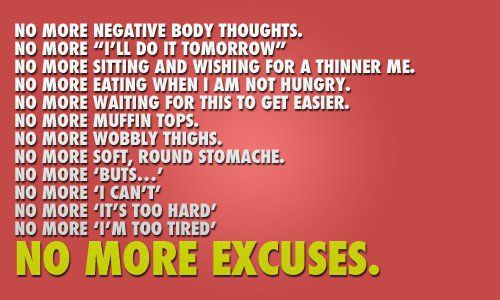 Losing Weight Quotes 2Nomoreexcuses  Beginning To Exercisefinally  Pinterest .