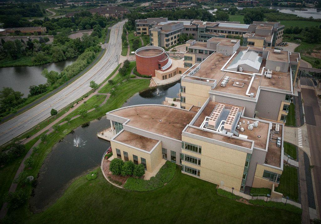 Optum Headquarters, Eden Prairie, MN in 2020 Eden