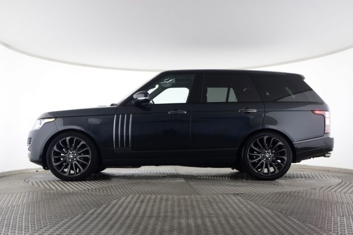 Used Land Rover Range Rover Supercharged Sv Autobiography Black For Sale Essex Ss16ldl Saxton 4x4 Range Rover Supercharged Used Range Rover Range Rover