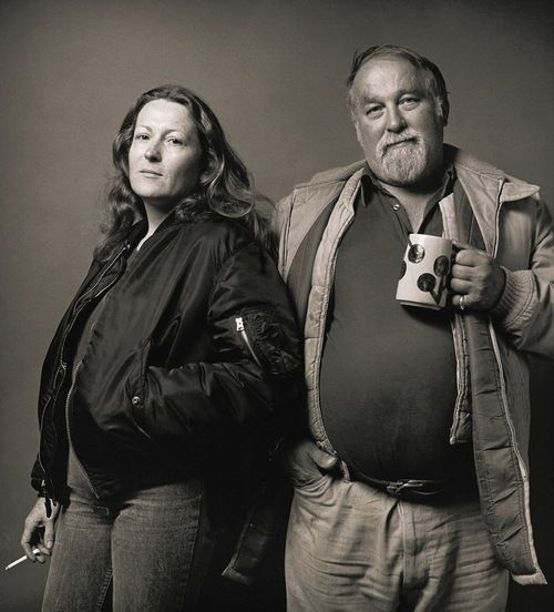 artists Nancy & Edward Kienholz