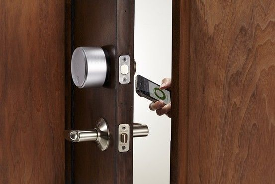 The Lock Has Evolved: Open Doors With Your Phone | Doors and Phone