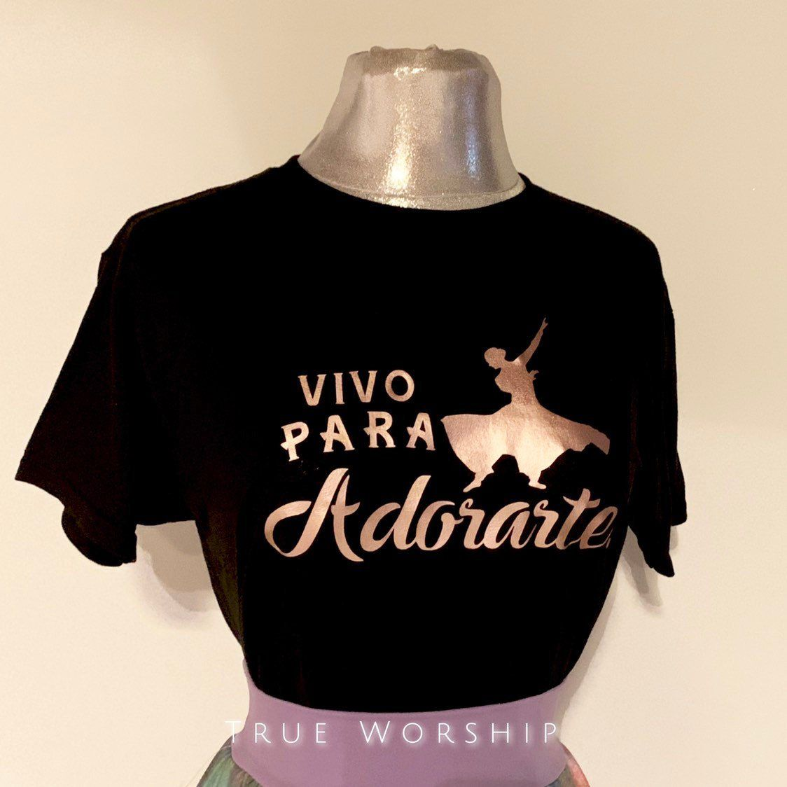Excited To Share This Item From My Etsy Shop Tshirt Para Ensayo Tshirt Vivo Para Adorarte Camisascri Praise Dance Wear Praise Dance Outfits Dance Outfits