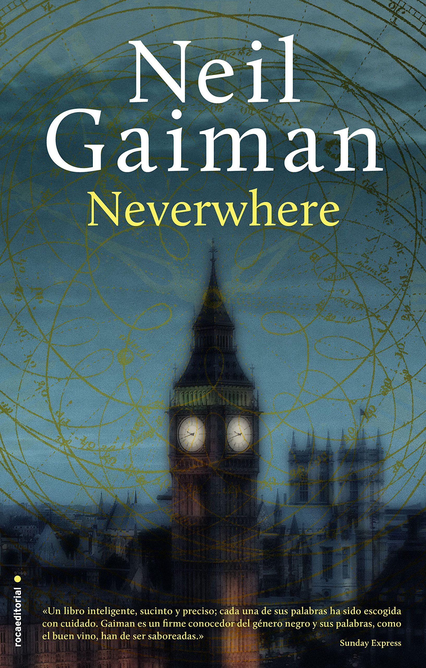 Neverwhere Neil Gaiman Https Www Goodreads Com Book Show 25864273 Neverwhere Neil Gaiman Neil Gaiman Books Gaiman