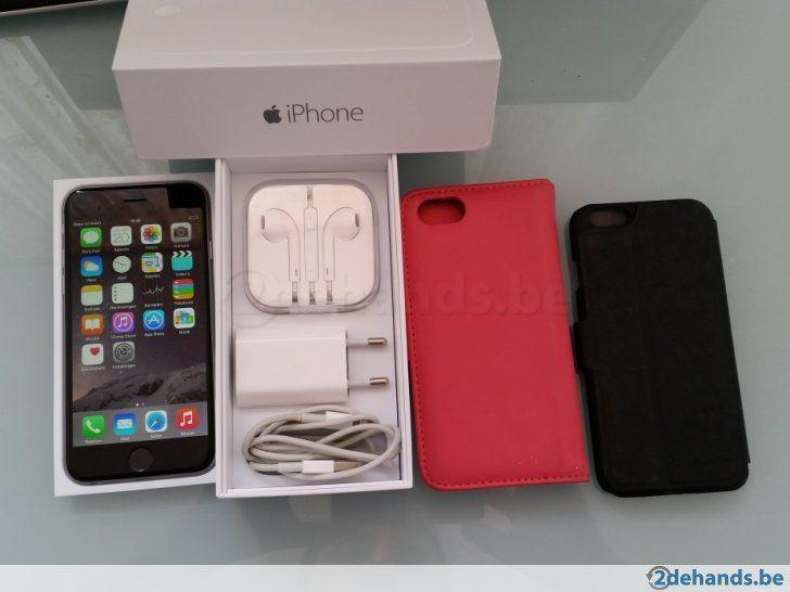 Iphone 6 16gb te koop in roeselare beveren iphone 6