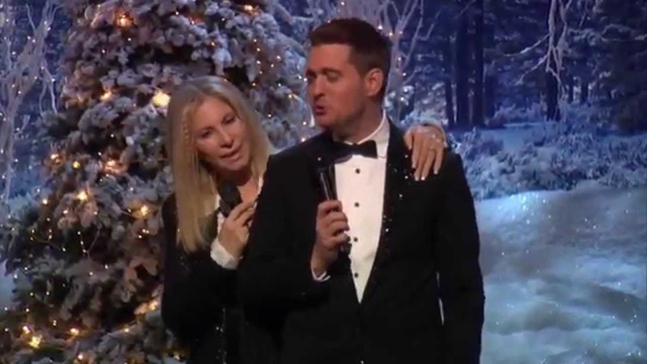 Barbra Streisand And Michael Buble It Had To Be You Album