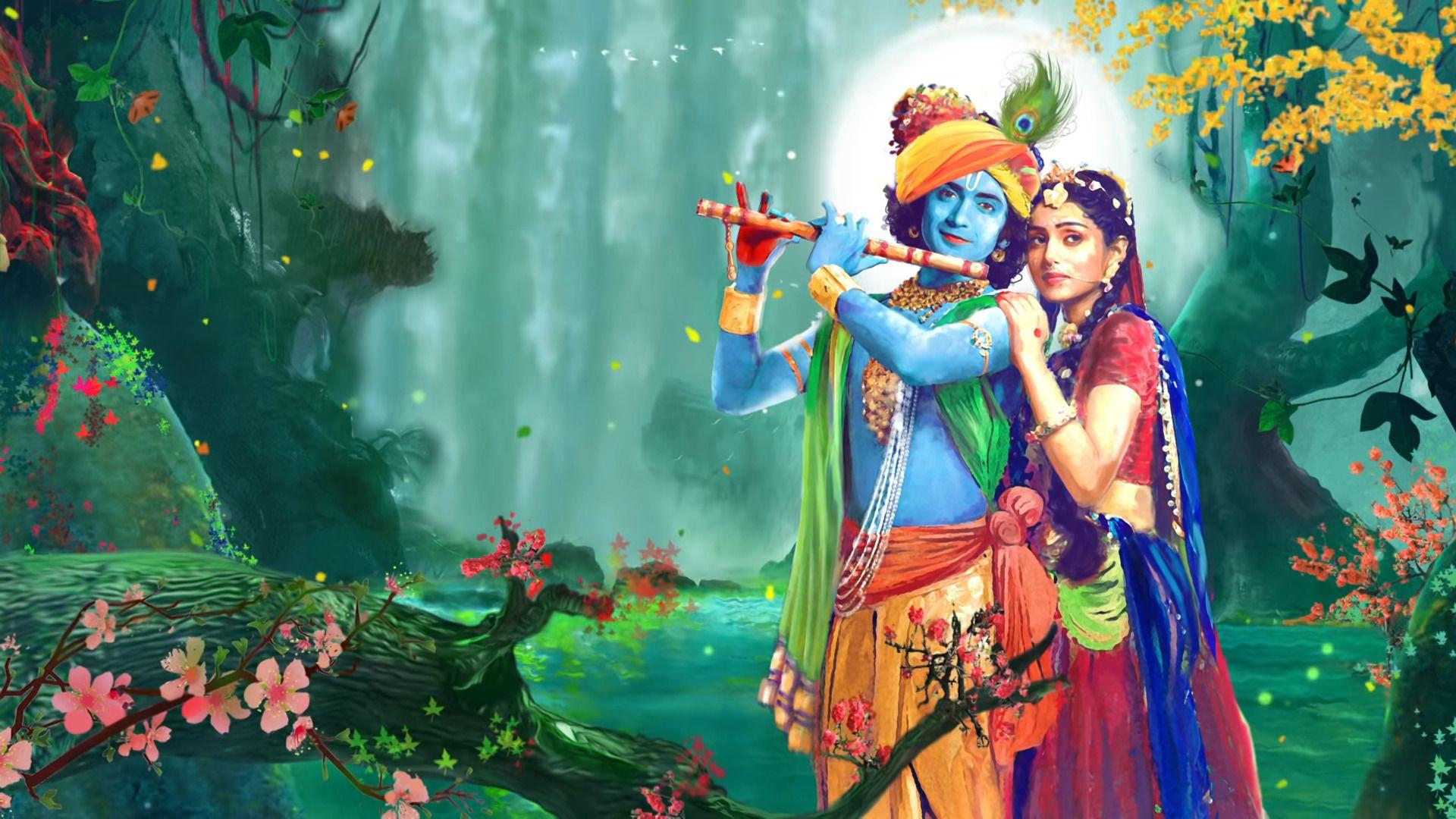 Hindu Gods And Goddesses Lord Krishna Radha Krishna Love Krishna Love Radha Krishna Songs Radha krishna love wallpaper hd 3d full