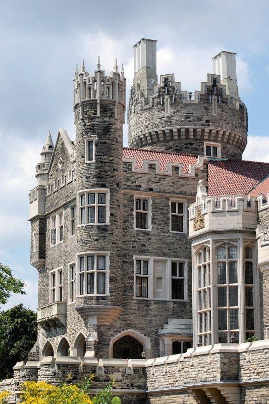 casa loma castle toronto canada castles castle. Black Bedroom Furniture Sets. Home Design Ideas