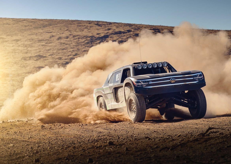 VW Atlas Cross Sport R Rückkehr zur Baja 1000