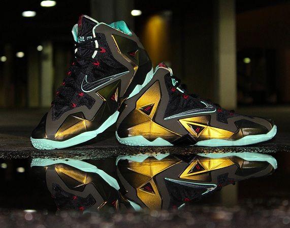 Nike Lebron 11 Parachute Gold Lebron 11 Nike Lebron Shoes Nike Lebron